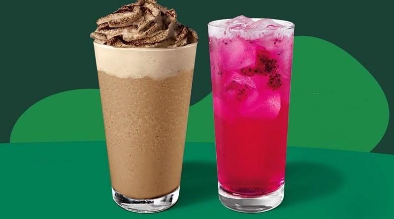 Refreshers es el nombre de la línea de bebidas frías de Starbucks para el verano 2020