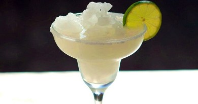 El tequila margarita celebra su día internacional cada 22 de febrero