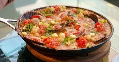 Apoyan con alimentos mediante clases de cocina en línea