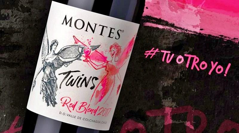 Como una forma de ayudar a explotar nuestro lado B sin culpas, Viña Montes reestrenó Montes Twins. Es un vino alegre, fresco, inteligente y exquisito