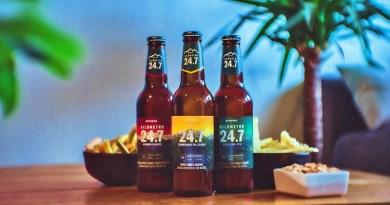 A un año de su lanzamiento, la cerveza argentina Kilómetro 24.7 decidió innovar mediante la presentación de dos novedades.