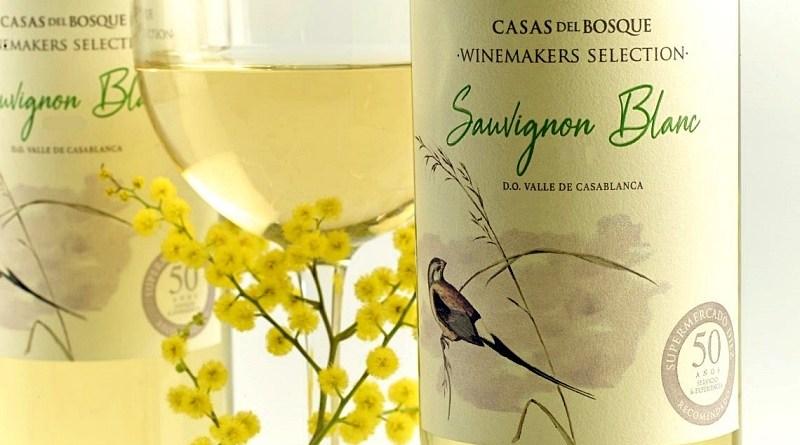 En su constante afán por ofrecer productos exclusivos, Supermercado Diez incorporó un Winemakers Selection Sauvignon Blanc 2020