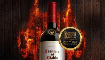 La marca Casillero del Diablo obtuvo un histórico logro al ser reconocida por la revista estadounidense Wine Enthusiast como la Mejor Viña del Nuevo Mundo. El galardón le fue conferido en la última edición de los Wine Star Awards.