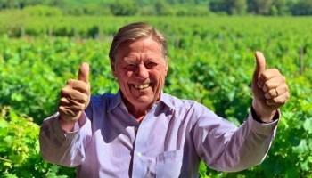 """El fundador de Viña Montes recibió el prestigioso galardón """"Lifetime Achievement 2020"""" de parte del International Wine Challenge."""