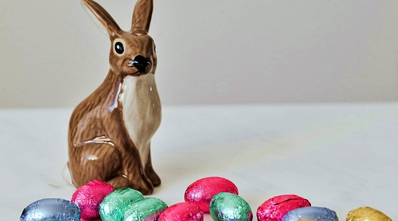 Quedan unos pocos días para que el conejo de Pascua llegue con sus huevos de chocolate, por lo que ¿por qué no maridarlos con cócteles?