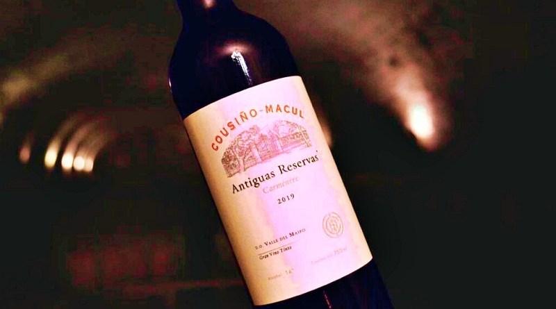 La viña Cousiño Macul anunció que la Carmenere es la nueva cepa que se integra a su tradicional línea de vinos Antiguas Reservas producida en el Valle del Maipo.