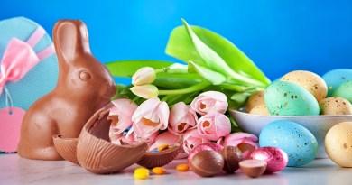 El próximo domingo 4 de abril se celebrará una nueva Pascua de Resurrección, festividad religiosa que tiene su lado dulce con los huevos de chocolate.