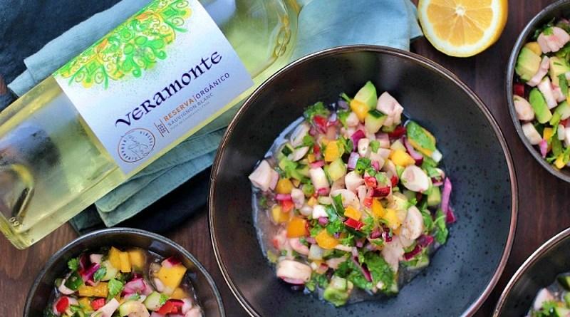 La viña Veramonte invita a disfrutar de estos últimos días de la temporada de calor con su nuevo Sauvignon Blanc Reserva Orgánico 2020.