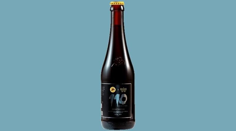 La cerveza Kross vuelve a sorprender con el lanzamiento de su nueva edición limitada Kross 110 minutos whisky edition.