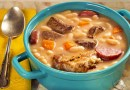 En pleno invierno,muchos buscan la manera de mantener su calor a través de ricas comidas para disfrutar y pasar el frío.