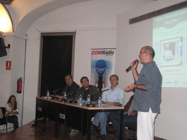 Josep Lluís Penadès presenta Desplazados