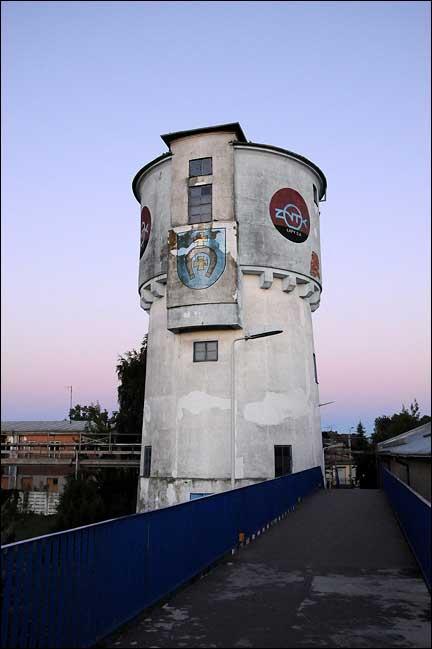 Wieża w Łapach