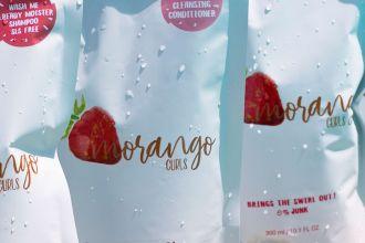 morango curls product line