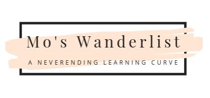 Mo's Wanderlist