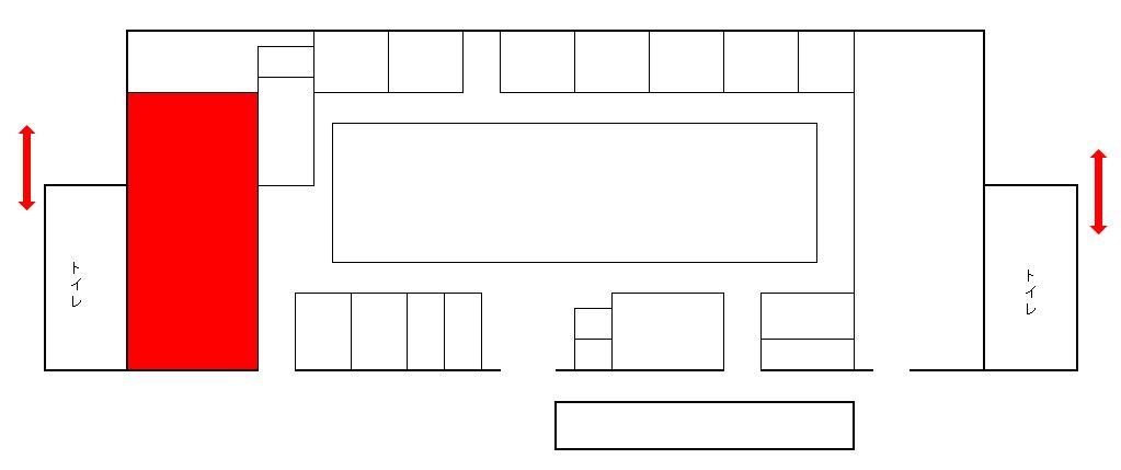 海老名サービスエリア下り線海鮮三崎港位置詳細