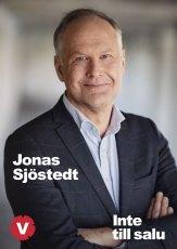 Jonas - omåttligt populär partiledare