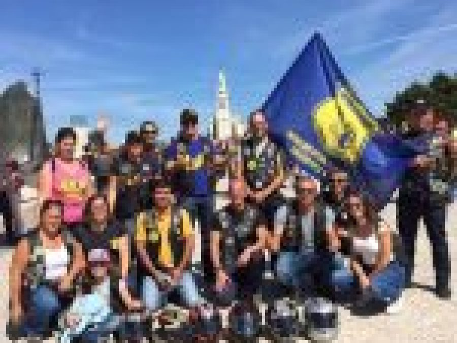 Bênção dos Capacetes no Santuário de Fátima 2017