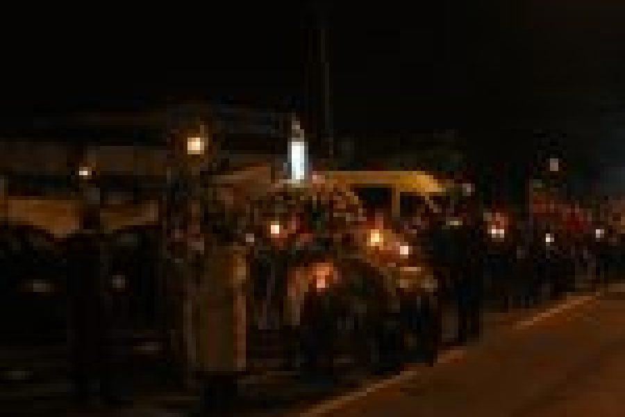 Festividades em Hora de São José - Procissão das Velas