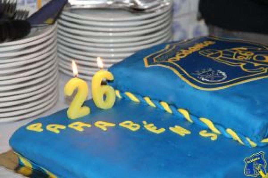 26.º Aniversário