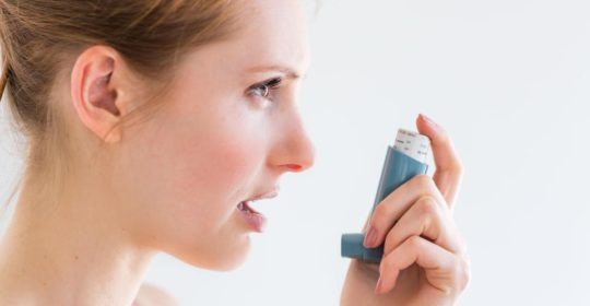 Asthma medication linked to infertility in women