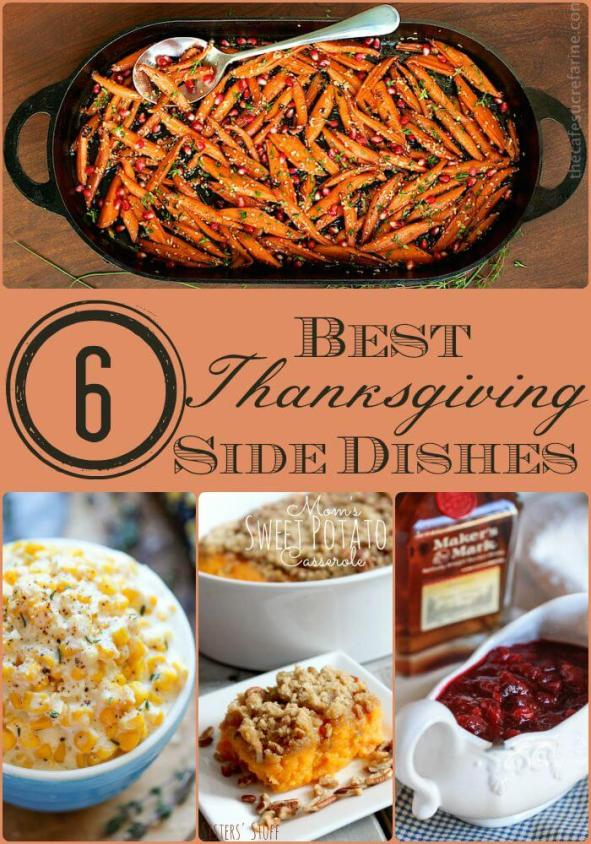 side dishes, Thanksgiving side dishes