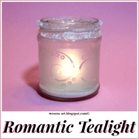 romance, tealight ideas, candles