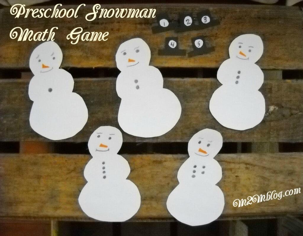 Snowman Crafts Archives