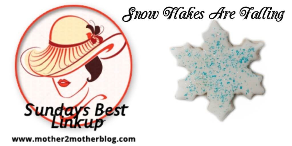 snowflakes, winter, sugar cookies