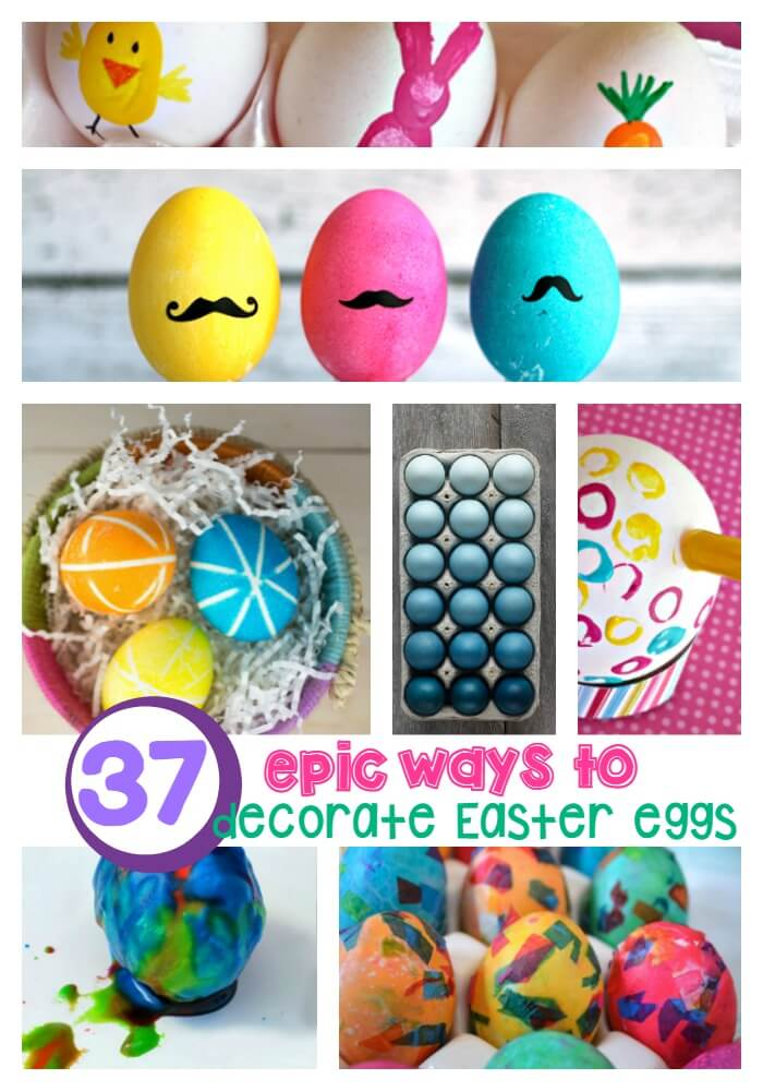 Easter egg ideas, Easter, egg decorations