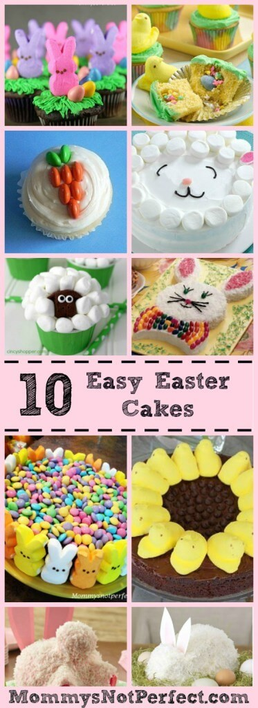 Easter desserts, Easter cake ideas