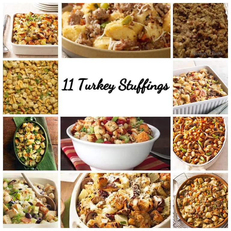 stuffing recipes