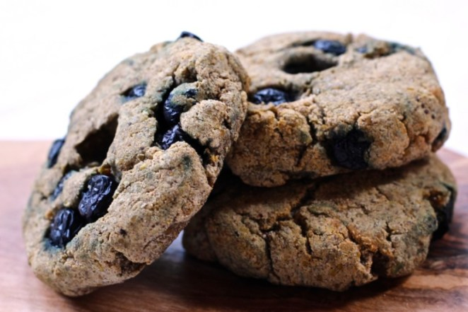paleo blueberry bagel recipe