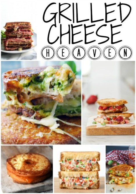 grilled cheese sandwich recipes