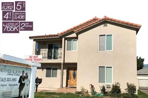 12307 Horley Avenue, Downey CA 90242 | 5 BED | 4 BATH | +3.4K SQ FT | +6.2K LOT