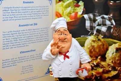 chef miniature