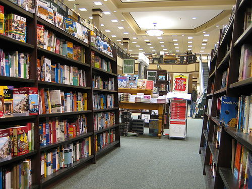 bookstore photo