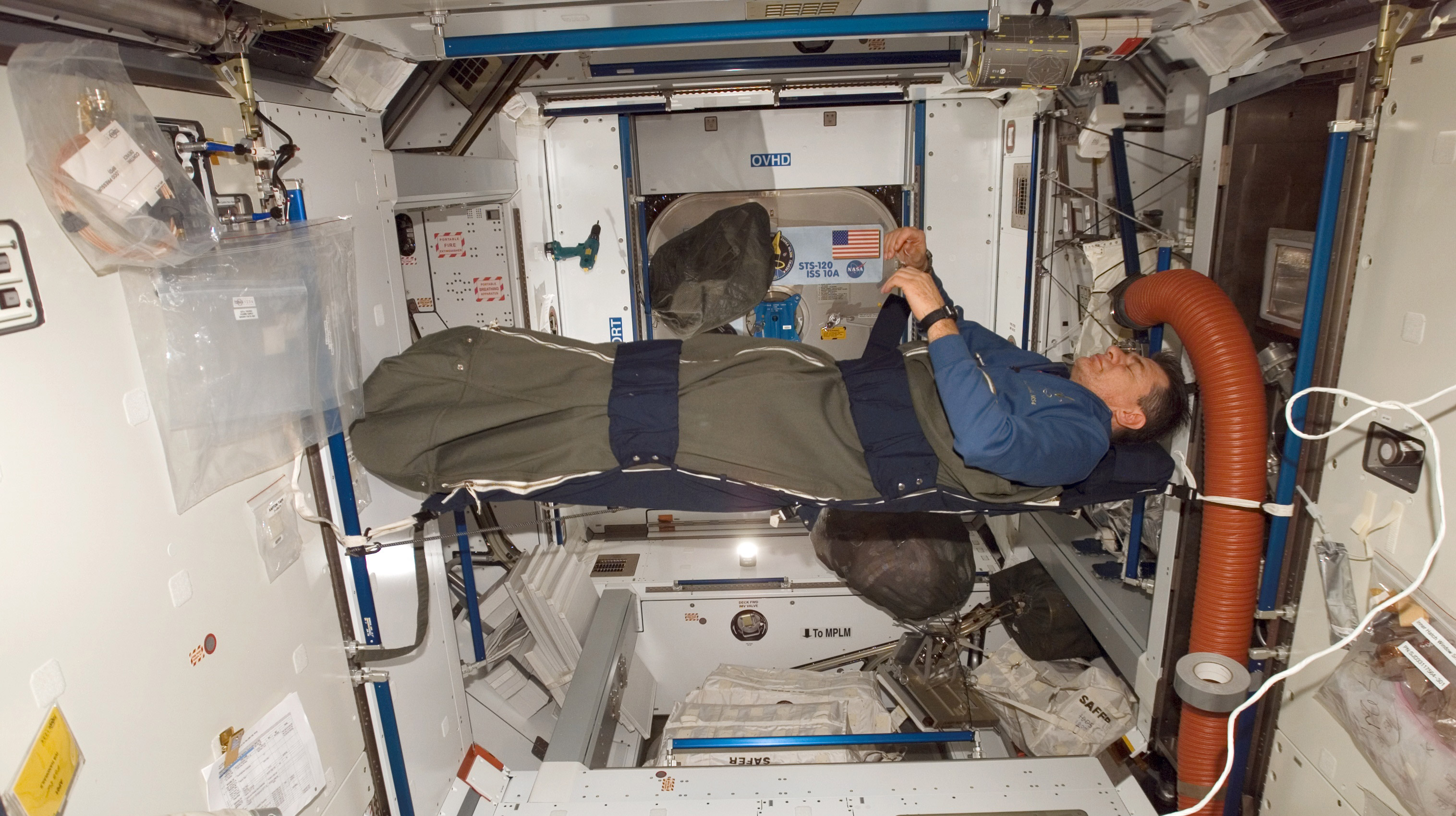 Sleep-Deprived Astronauts Are Taking Ambien in Space ...