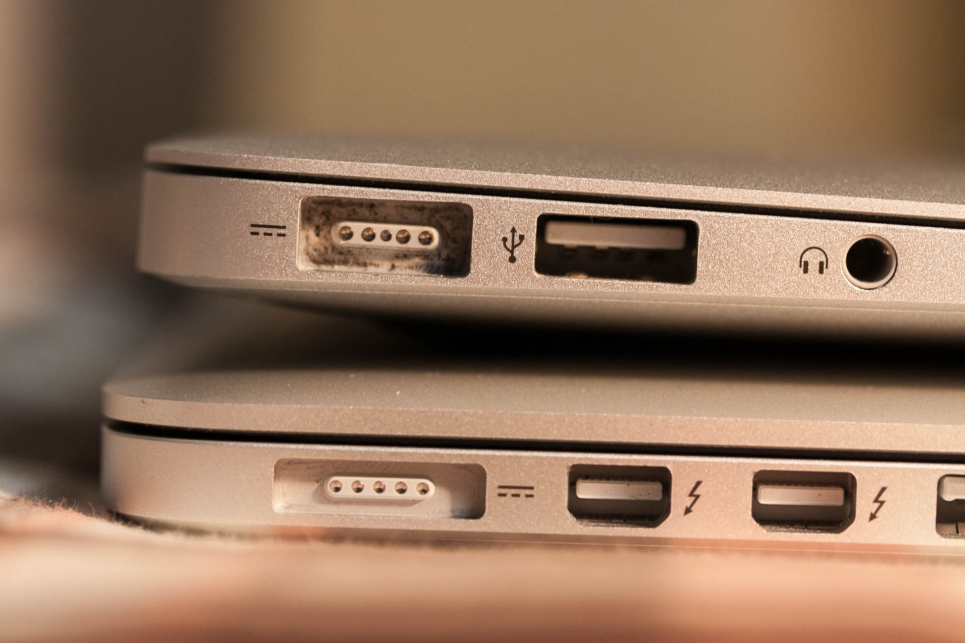 Apple Rumored to Remove Old-School USB Ports on Next Macbook Pro