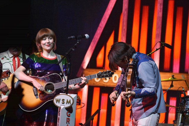 Molly Tuttle and Ketch Secor