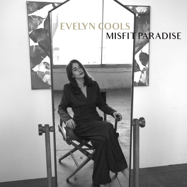 Evelyn Cools Misfit Paradise Cover Art