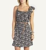 Woolworths Ruffle Print Dress