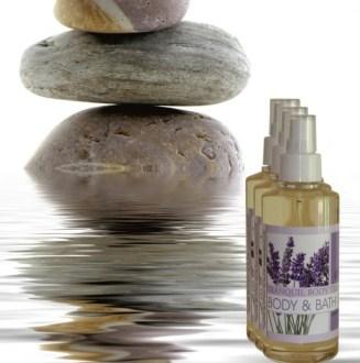 Body and Bath Oil