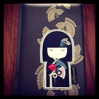 My new Kimi Doll notebook