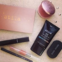 A simple Stila makeup day
