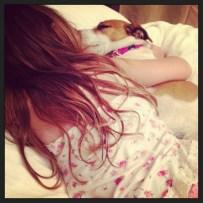 Sleeping BFFs