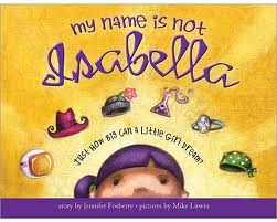 My Name Is Not Isabella image