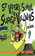 St. Viper's School for Super Villains cover image