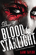 Days of Blood and Starlight cover image