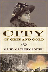 City of Grit and Gold cover image