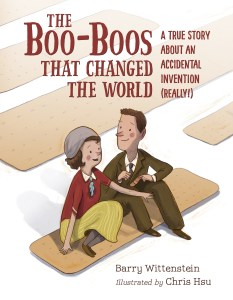 Boo-Boos cover image